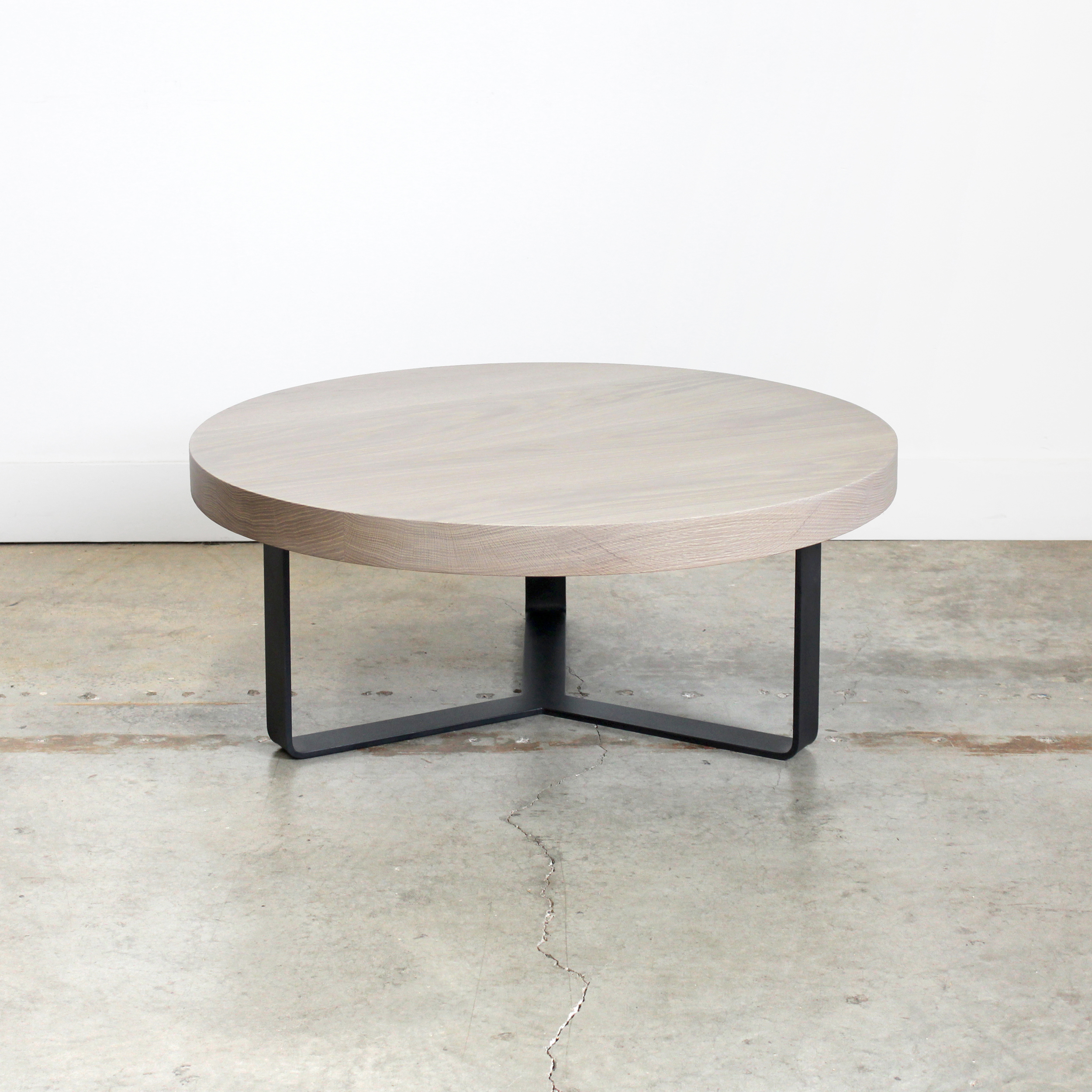 Ferro Round Coffee Table